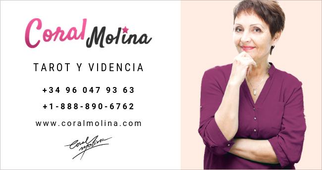 Videntes buenas de Sevilla- las mejores tarotistas Coral Molina