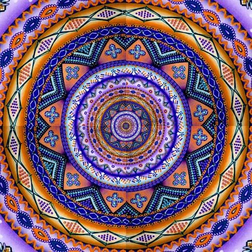 mandala colores significados