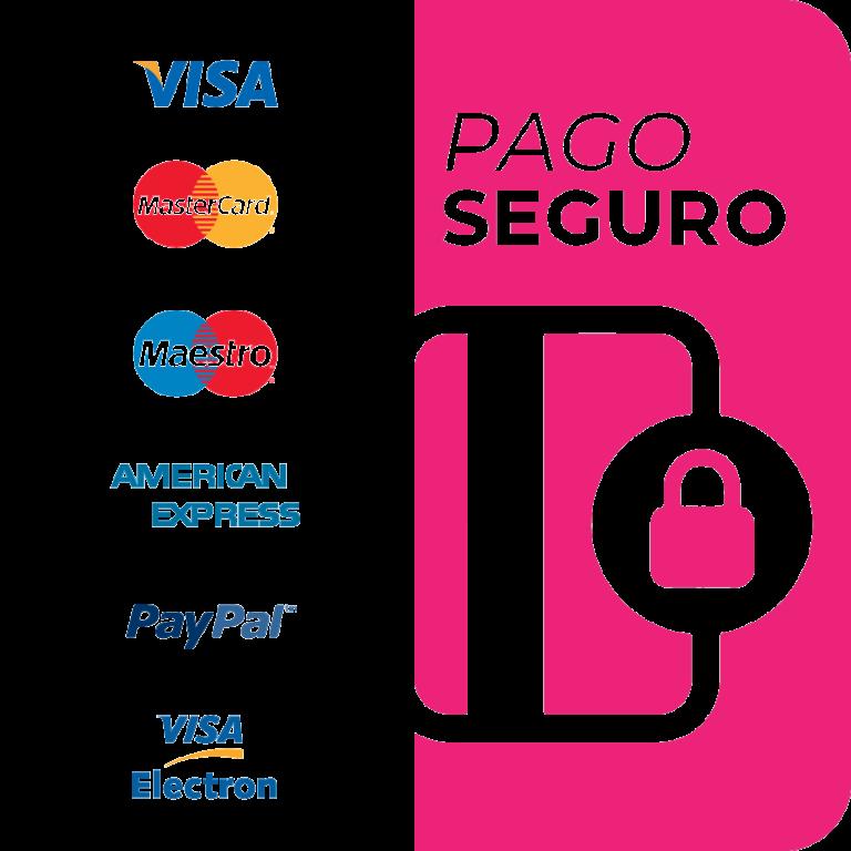 tarot pago seguro VISA PayPal