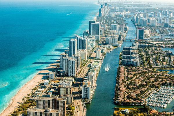 rt Lauderdale, Miami y Orlando