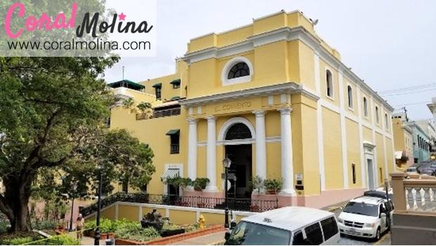 Videntes en San Juan - Hotel Convento