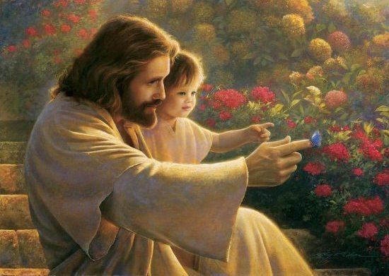 Mariposa en el Cristianismo