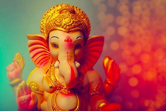 Ganesha dios