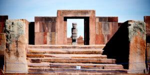 Conoce la ciudad de Tiahuanaco y sus puertas interestelares